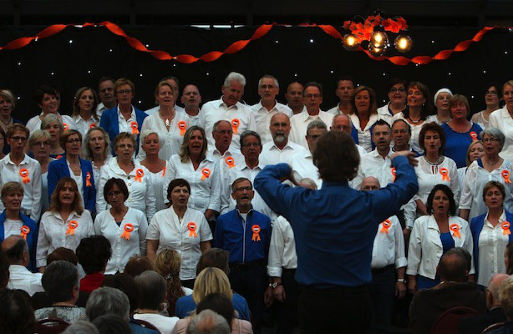 Oranjeconcert 2015