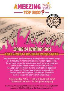 Ameezing Top 2000 24-11-2019 in Deurne