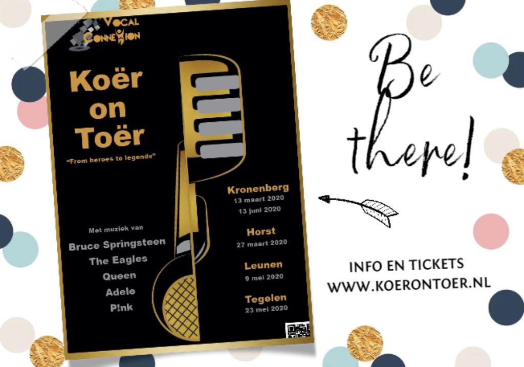 Vocal Connexion 'Koër on Toër'!