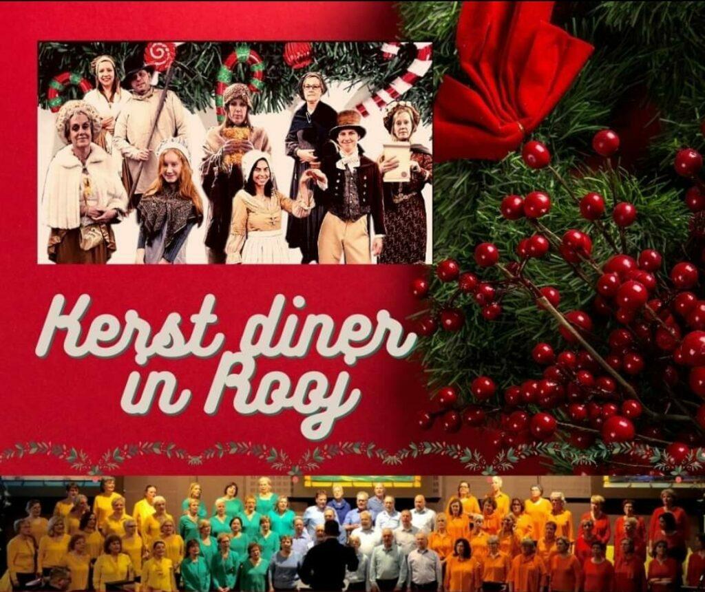 Kerst Diner in Rooj